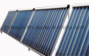 Domestic Hot Water Heatpipe High Pressure Solar Water Heater pictures & photos