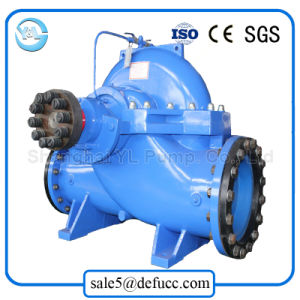 Horizontal Double Suction Centrifugal Drainage Pump for Marine Equipment pictures & photos
