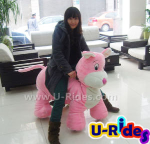large size walking animal car for Pink mouse pictures & photos