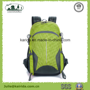 Five Colors Polyester Nylon-Bag Hiking Backpack 403p pictures & photos