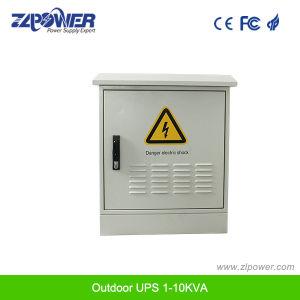 China Factory IP65 Overvoltage Outdoor UPS 6kVA 10kVA pictures & photos