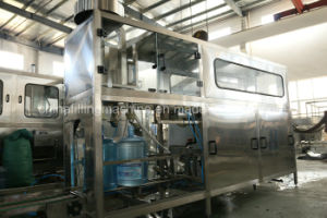 Automatic 5gallon Water Filling Sealing Equipment with Ce (QGF-100) pictures & photos