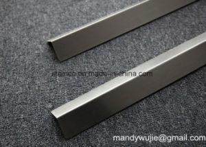 Stainless Steel Listello Tile Trim Border pictures & photos