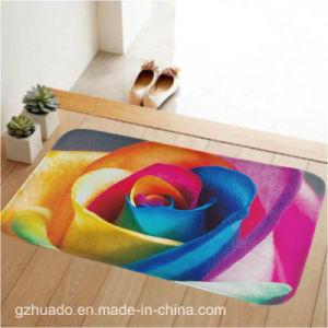 59*39cm Tape Fashion Vintage Entranceway Carpet Doormat Ganders Fashion Personality Mat pictures & photos