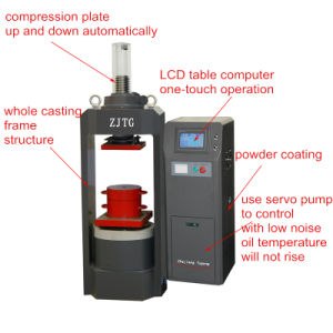 Stye-2000h Fully Automatic Material Compression Testing Machine pictures & photos