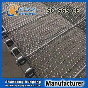 Stainless Steel Double Balanced Spiral Conveyor/Metal Mesh Belt pictures & photos