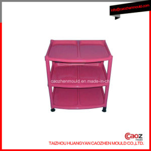 Plastic Injection Shoe Rack Mould in China pictures & photos