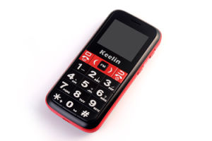 GPS Phone with Tracking, Sos, Two Way Call, Flashlight, Pedometer for Elder Tracking pictures & photos