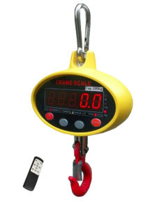 100kg Digital Hanging Scale Digital Electronic Scale pictures & photos