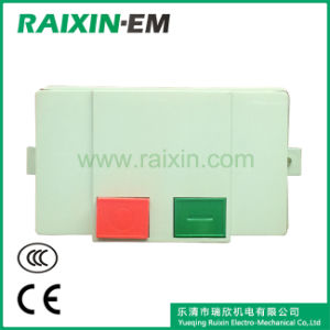 Raixin Le1-D32 Magnetic Starter AC3 220V 7.5kw (LR2-D2355) pictures & photos