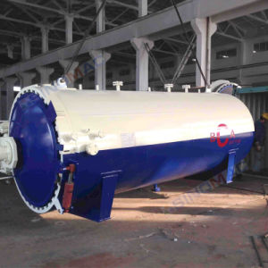 1500X3000mm Ce/PED Approved Carbon Fiber Curing Auto Clave (SN-CGF1530) pictures & photos
