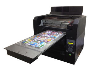 Phone Case Printer/Mobile Phone Cover Printing Machine pictures & photos