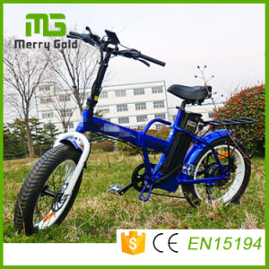 36V 250W 8fun Brand Ebike Folding Electric Bike pictures & photos