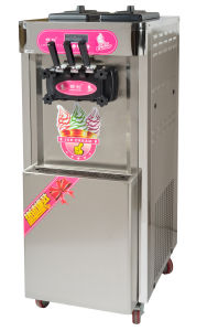 Factory Price Durable Soft Ice Cream Machine Freezer Machine