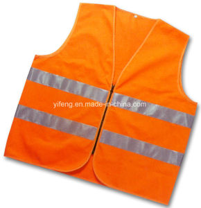 2017 Reflective Safety Heat Transfer Stickers for Running Vest Road Safety Protection pictures & photos