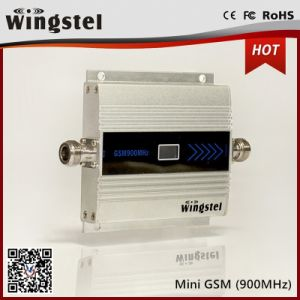 Hot Sale Mini GSM 900MHz 2G Mobile Signal Repeater with LCD pictures & photos