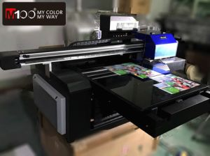 6090 Multifunctional Digital UV Flatbed Printer pictures & photos