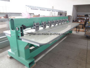 Hye-T906/400*450 Cap Tube Embroidery Machine pictures & photos