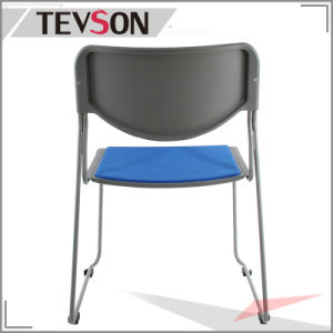 Convenient China Meeting Waiting Chair Can Be Stacked for Saving Space pictures & photos
