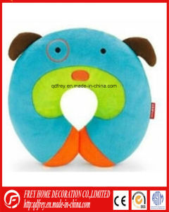 Hot Sale Plush Cat Toy of Cat Neck Cushion pictures & photos