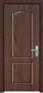 High Quality MDF PVC Door for Room (MDF PVC door) pictures & photos