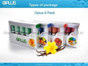 OEM Apple Flavor Low Nicotine E Liquid for E Cigarette pictures & photos