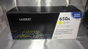Genuine Color Toner Cartridge 650A (CE270A/271A/272A/273A) for HP Original Printer pictures & photos