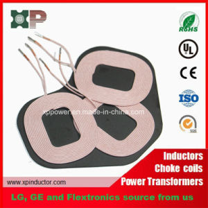 Customized A6 Wireless Charging Coil Transmitter Wireless Charger pictures & photos