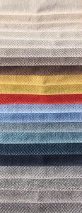 Yarn Dyed Polyester Home Textile Sofa Upholstery Fabric