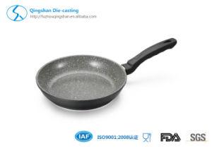 Stone Coating Aluminum Ceramic Fry Pan pictures & photos