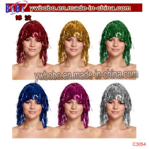 Halloween Party Supplies Party Afro Wig Novelty Yiwu Market (C3054) pictures & photos