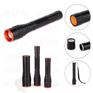 Zoom 5W Aluminum LED Flashlight (11-1T1602) pictures & photos