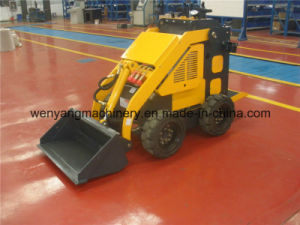 Hot Sale Multifunctional China Garden Machine Compact Loader Wy280 pictures & photos