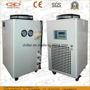 Air Cooled Water Chiller with Water Pump and Ce pictures & photos