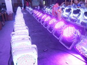 30/33* 3in1 RGB Tricolor LED PAR 64 / LED Stage Light pictures & photos