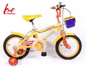 Boy Kids Bicycle with Basket and Carrier pictures & photos