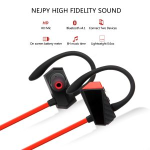 Bluetooth Headphones Wireless Earbud Headset with Mic for Running for iPhone Samung etc. pictures & photos