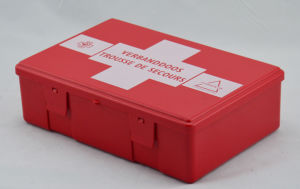 Give You Best Protect Outside Promotional Car First Aid Kit pictures & photos