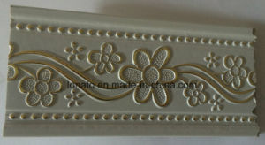 PS Skirting Foam Board with Hot Stamping Patterns pictures & photos