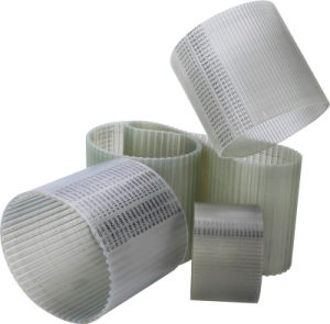 Nylon Steel Kevlar Cord Available PU Timing Belts pictures & photos