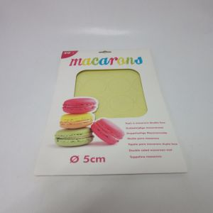 Double Side Silicone Macaron Mat for 20PCS 5cm, 48PCS 3cm Non-Stick Baking Mat pictures & photos