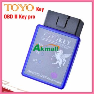 Key PRO Toyo Key OBD II Support with Mini Cn900 & Mini ND900rt Toyota G & H All Key Lost Work pictures & photos