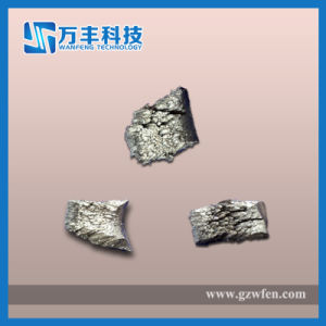 Factory Supply High Purity Scandium Metal Rare Earth Sc Metals pictures & photos