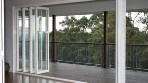 Wholesale Folding Glass Door Window System Building Materials pictures & photos