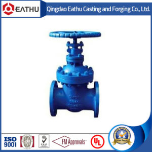 DIN3352 Cast Steel Non-Rising Stem Gate Valve pictures & photos