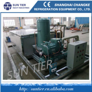 3t/Day Ice Block Machine for Sale Commercial Block Ice Maker pictures & photos
