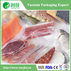 Side Seal Vacuum Packaging Bag pictures & photos
