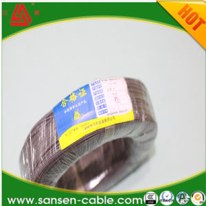 Mt Tri-Rated - H05V2-K / H07V2-K / BS6231 UL1015 CSA 22.2 AWG 14 Black Flexible PVC Cable pictures & photos