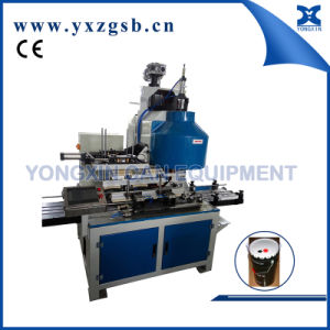 Automatic Tin Can Sealing Machine of Big Round Paint Can pictures & photos
