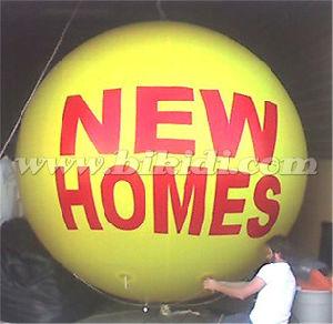 Advertising Round PVC Helium Balloon Cheap Price K7053 pictures & photos